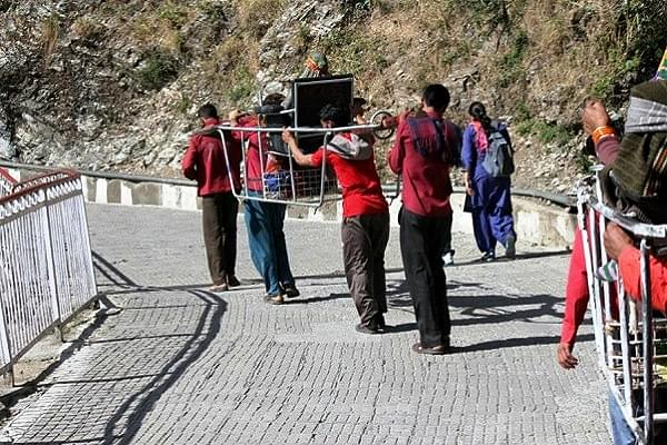 Lightweight, Ergonomic Palanquins Developed By IIT Bombay To Be Used For Vaishno Devi Pilgrims