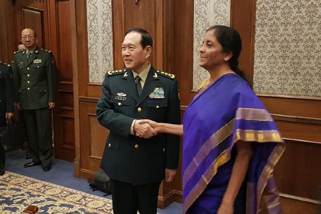 Defence Minister Meets Chinese Counterpart On Sidelines Of SCO Meeting, Regional And Security Issues Discussed