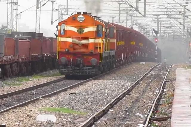 Indian Railways Sets Goal Of Capturing 50 Per Cent Of Freight Traffic By 2030