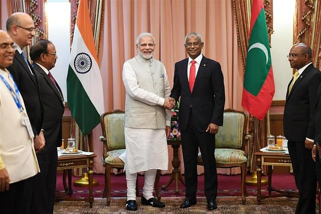 India One-Ups China In Maldives: Island Nation Invites PM Modi To Address Its Parliament During Official Visit