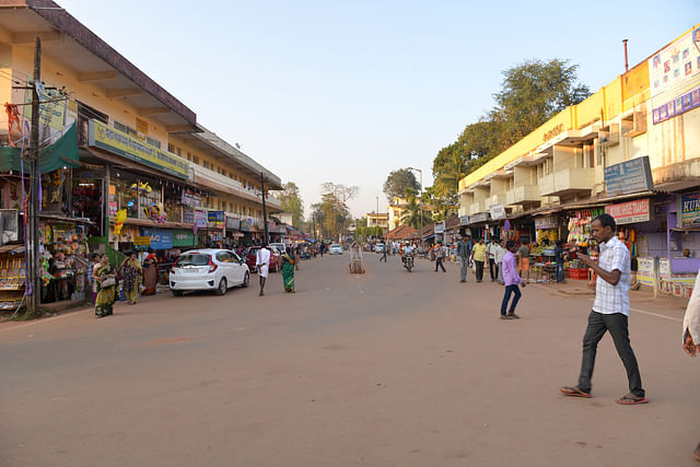 There is heavy commercial activity in Subramanya town, but only a grama panchayat administers the region.