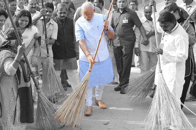 India's Mr Clean-Up
