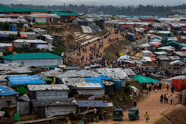 Amid Surge In Coronavirus Cases, Bangladesh Authorities Put 34 Rohingya Camps In Cox's Bazar Under Lockdown