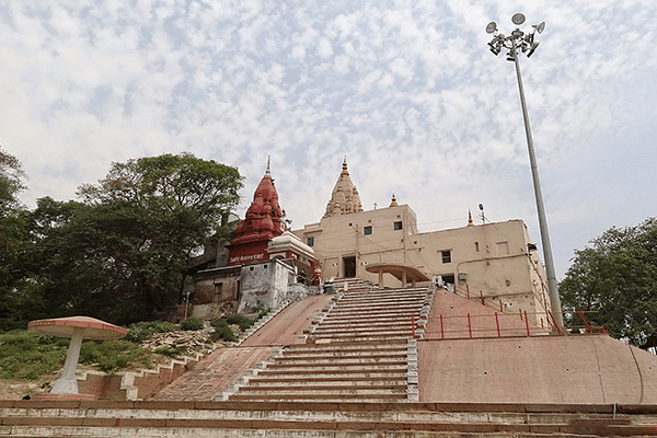 <b>Adi Keshava Shrine, Northern Varanasi</b>