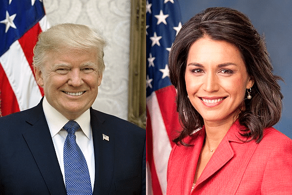 "US Hindu Congresswoman Tulsi Gabbard Wins Hearts With Her ""Class Act"" As Trump Gets Hate After Covid Diagnosis"