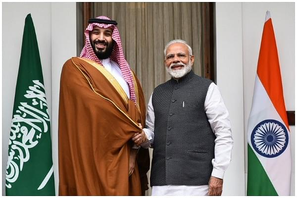 India - Saudi Relations Reach New Heights: In A First, Armed Forces To Undertake Joint Bilateral Exercise