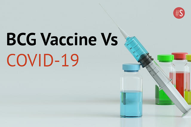 BCG Vaccination Induces Enhanced Immunity In Elderly Individuals Which May Prove Beneficial Against Covid-19: ICMR Study