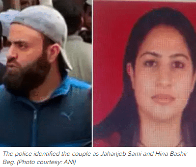 Delhi: Kashmiri Couple with IS links Detained From Jamia Nagar, Police Say They Were 'Inciting Anti-CAA Protests'