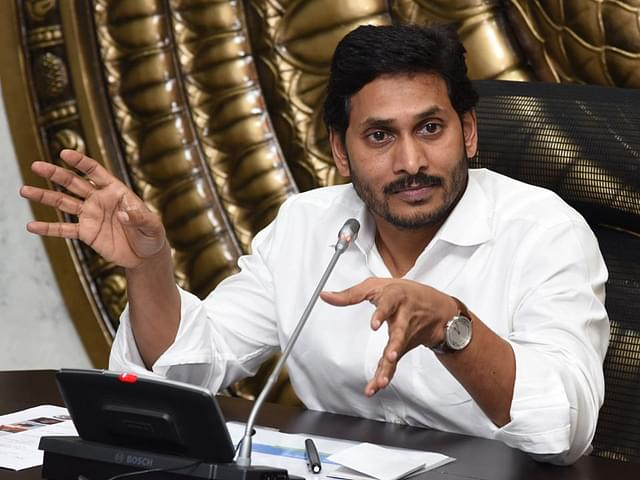 After Series Of Temple Attacks In Andhra Pradesh, CM Jagan Alleges Conspiracy On To Brand The State Govt 'Anti-Hindu'