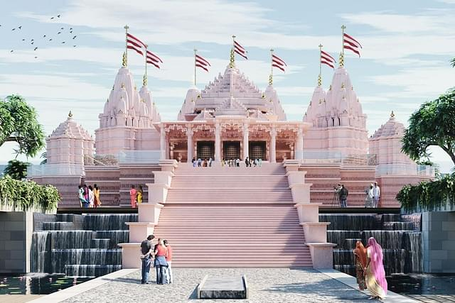 First Hindu Temple In UAE's Abu Dhabi To Be Adorned With Scenes Depicted From Mahabharata, Ramayana And Puranas