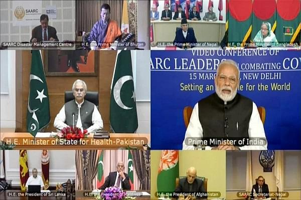Nepal And Bhutan Pledge Contributions Towards SAARC Emergency COVID-19 Fund Proposed By PM Modi