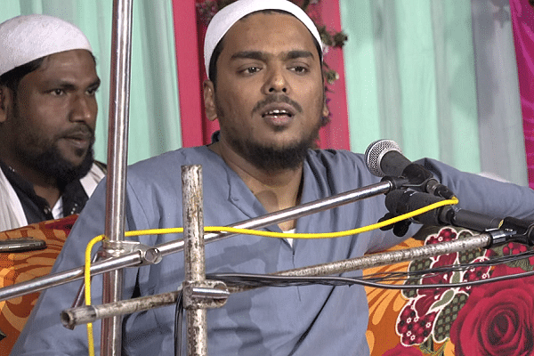 Video Surfaces Of Islamic Preacher In Bengal Praying For The Death Of 50 Crore Indians Due To Coronavirus