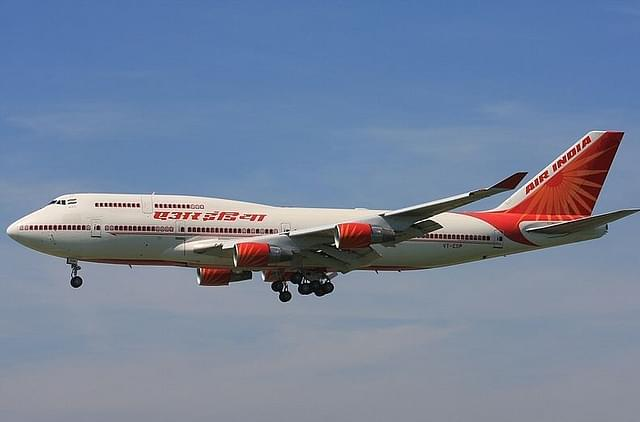 Air India's Delhi-Moscow Flight Returns Midway After Pilot Found COVID-19 Positive