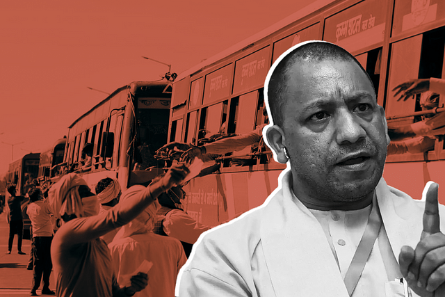Behind Yogi Adityanath's Reforms, Industry Outreach Is The Aggressive Resolve To Not Let Migrants Coming Home Leave The State Again