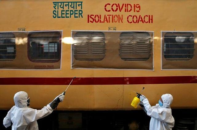 As Covid-19 Cases Surge, Indian Railways Is Working On Deploying More Isolation Coaches