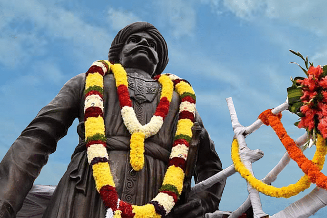 Work On 108 Feet Statue Of Founder Of Bengaluru Kempegowda To Take Off On His Birth Anniversary Tomorrow