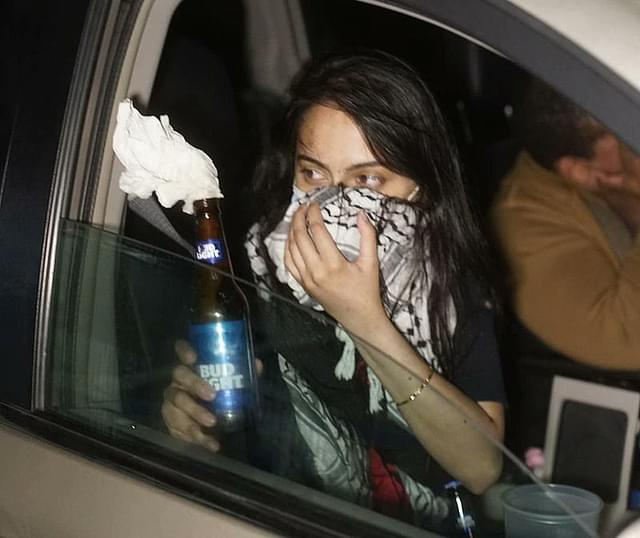 Pakistani-American Lawyer Urooj Rahman, Her Accomplice Get Conditional Bail In New York Police Van Firebombing Case