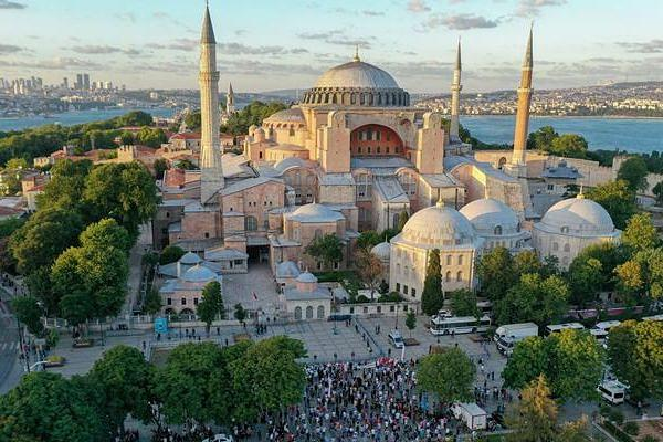 Hagia Sophia, Freedom Of Religion And Fallacies  Inherent In 'One-True-God' Obsession