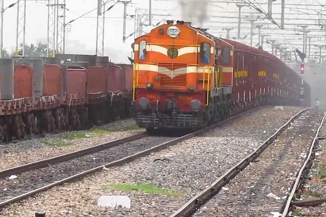 Railway Freight Registers Record Growth