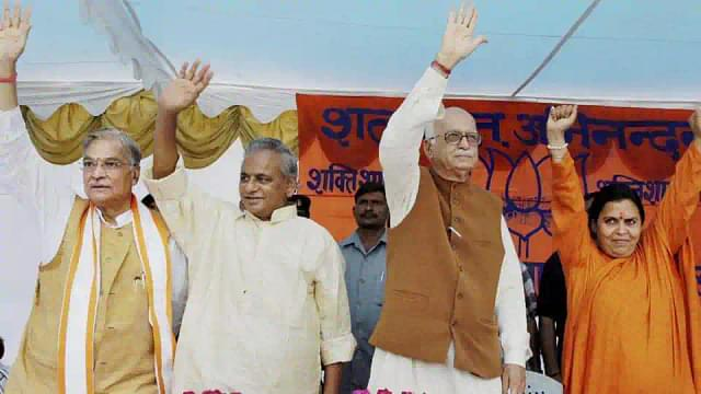 Advani Welcomes Verdict In Babri Demolition Case, Says It Vindicates His Commitment To Ayodhya Movement