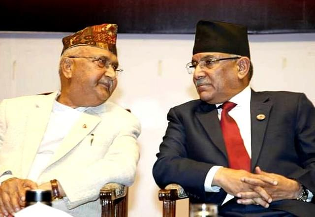 Nepal: Chinese Envoy Meets Dahal To Seek More Time For Oli; Dahal Firm On Oli's Resignation
