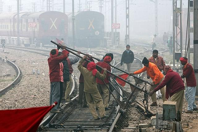 Indian Railways Plans To Complete '160 Kmph Speed' Project Ahead Of Schedule