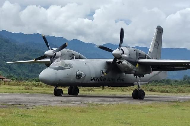 IAF Ups Activity Near Indo-China Border In Uttarakhand, An-32 And Mi-17 Land And Take Off At Chinyalisaur Airstrip