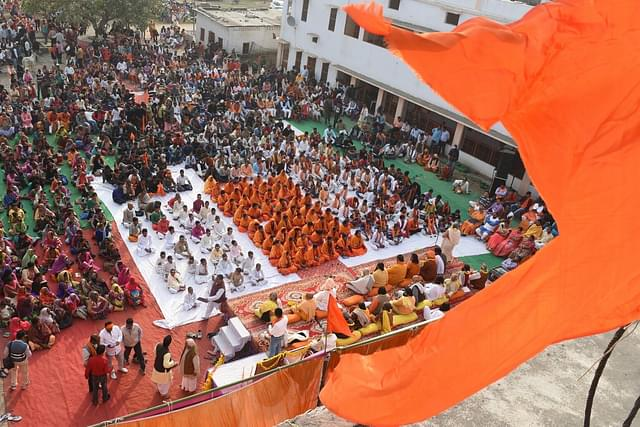 Why The Struggle For Ram Temple Was The First, Truly Subaltern Mass Movement Of Independent India