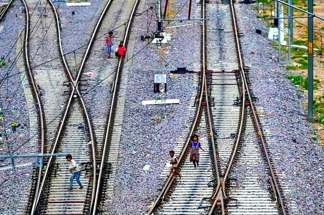 Trespassing And Untoward Incidents On Rail Premises Claim About 10,000 Lives A Year, Says Railways