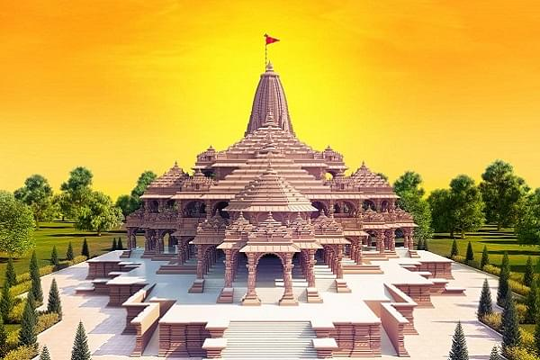 Construction Of Bhavya Ram Mandir To Begin Soon As Ayodhya Development Authority Approves Temple Blueprint
