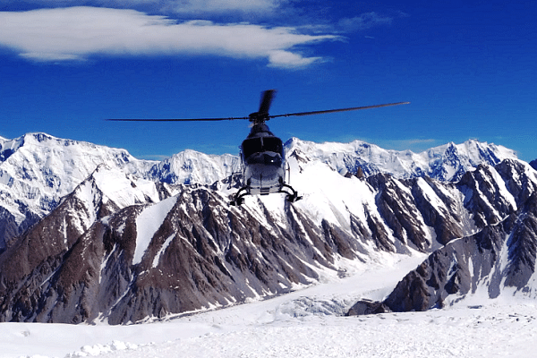 Watch: Made-In-India HAL Light Utility Helicopter Undergoes Trials At Ladakh And Siachen