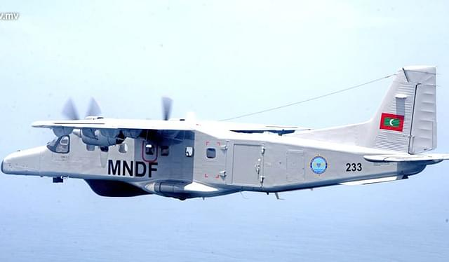 Watch: As China's Influence Declines, India Delivers Dornier Aircraft To  Maldives As Gift; Will Be Used For Maritime Surveillance