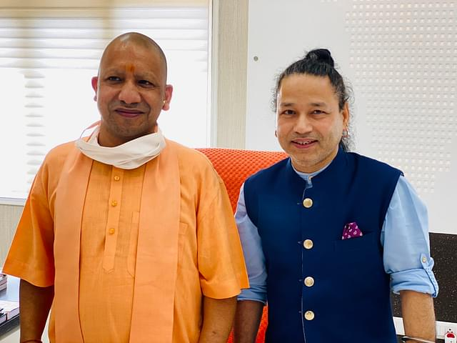 Why Singer Kailash Kher Wants Yogi Adityanath To Take The Proposed Film City In Uttar Pradesh Beyond Films