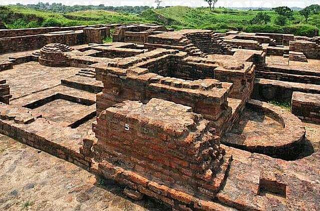 ASI Unearths 900 Year Old Buddhist Monastery In Jharkhand's Hazaribagh District
