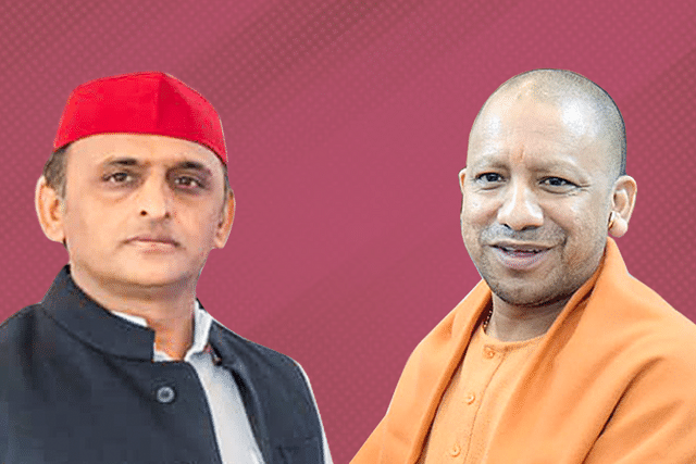 Yogi Adityanath Spearheads BJP's Campaign For UP Bypolls On Ground, Akhilesh Yadav To Hold Virtual Rallies