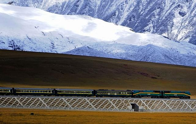 China Set To Build A  Railway Line Close To Border With Arunachal Pradesh