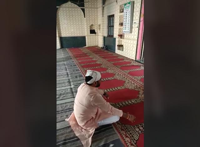 Visit To A Village Where Video Of Hanuman Chalisa Inside A Mosque Has Sparked Row