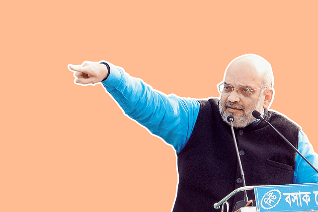 Bengal: BJP Winning 122 Seats In First 5 Phases, Mamata Losing Nandigram, Says Amit Shah