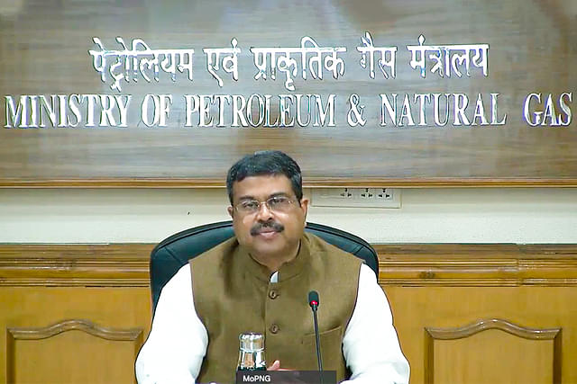 Dharmendra Pradhan Says India's Crude Oil Storage Can Last 74 Days; Government To Launch Second Phase Of Strategic Petroleum Reserve Soon
