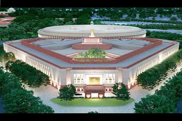 First Picture Of India's New Parliament Building Revealed, Here Are Its Key Features