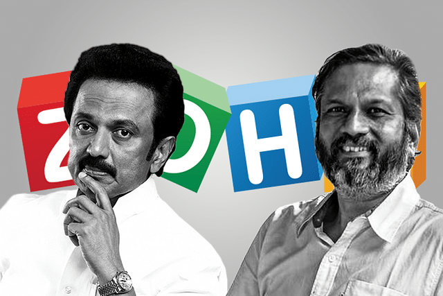 Twitter Attack On Zoho Founder: Decades-Old DMK Tricks To Blame A Particular Community To Gain Power In Tamil Nadu