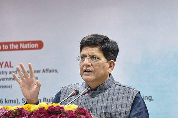 Railway Minister Piyush Goyal Dedicates 88 Projects Worth Over Rs 1,000 Crore To The People Of Various States