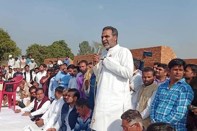 'Announcements Were Made From Mosque To Unite Against Me': Union Minister Sanjeev Balyan On Clash In Muzaffarnagar