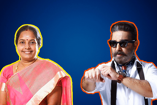 Vanathi Srinivasan Versus Kamal Haasan: A Self-Made Woman From Grassroots Contesting Against The Hero Of Misogyny Masala
