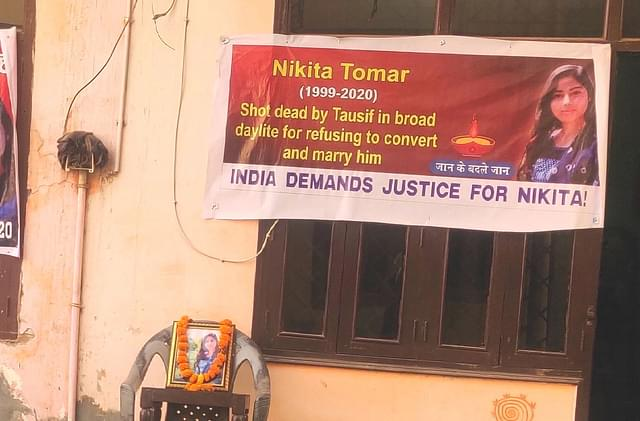 'She Died Fighting Forced Conversion'. Nikita Tomar's Father Criticises Documentary That Says Her Murder Had Nothing To Do With Religion