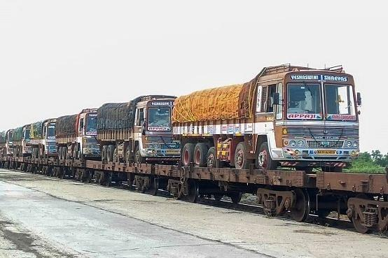 Indian Railways Ready To Roll Out Wagons With Oxygen Tankers