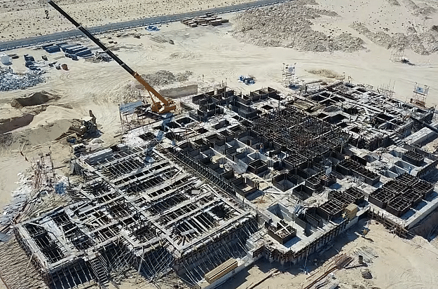 Foundation Work For UAE's First Traditional Hindu Temple To Be Completed Soon, Construction Set To Complete By 2023