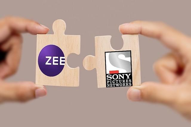 Sony-Zee Merger, Zee-Invesco Issue
