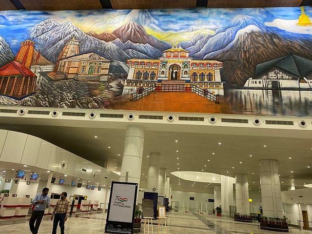 Dehradun is the gateway to the Himalayas.