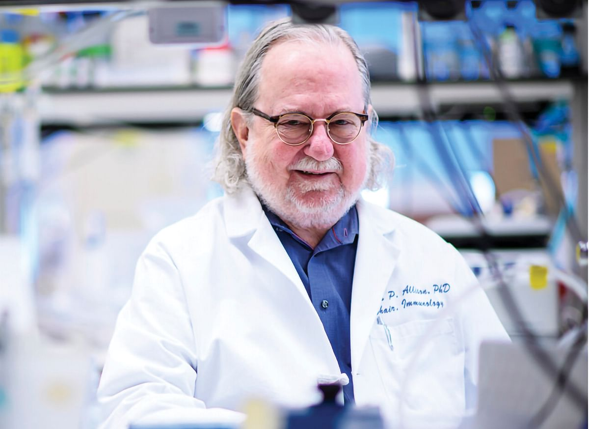 Conversation with Dr James P. Allison: The Contrarian Who Cures Cancers
